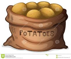 potatoes clipart. Beautiful Potatoes On Potatoes Clipart O