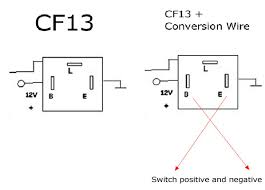 3 pin flasher relay wiring diagram wiring diagram schematics ese car 3 pin 12v cf13 cf14 led flasher blinker bulbs relay fix