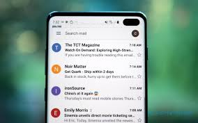 Gmail App New Design The Material Design Gmail App Is Rolling Out To Android And