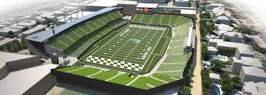 Yulman Stadium Design And Construction Dant Clayton