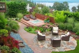 Design For Backyard Landscaping Astonishing Landscape Ideas With Jumply Co