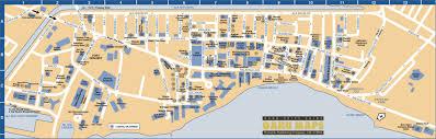 waikiki map  waikiki hawaii • mappery
