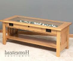 oak coffee table with storage coffee tables with glass top storage glass top coffee table in