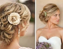 Coiffure Mariage Cheveux Mi Long Chignon Coiffure