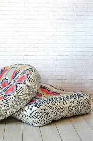 Floor Cushions Design Holli Zollinger Namais Floor Pillow Square Floor Pillows