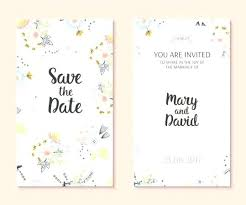 Wedding Invitation Card Illustrator Template Buildingcontractor Co