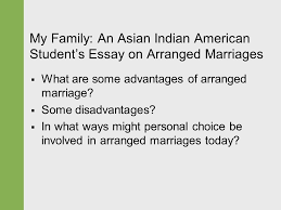 love and choosing a life partner ppt my family an asian n american student s essay on arranged marriages