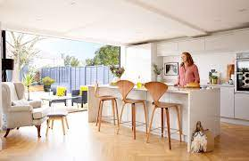 Real Home A 1930s Semi Redesigned For Open Plan Family Living Real Homes