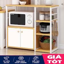 Kena - kệ bếp kèm giỏ để lò vi sóng 3 tầng kn 128 - [ hàng loại 1] - Sắp  xếp theo liên quan sản phẩm