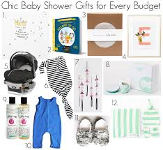 Baby Showers On A Budget 12 Chic Baby Shower Gifts Ideas For Every Budget Owlet Blog