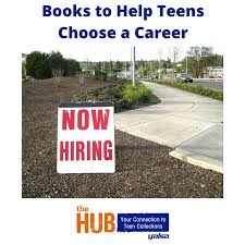 And career resources for teen