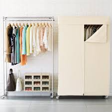 image of best portable clothes rack