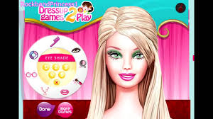 barbie games barbie summer makeover game