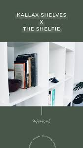 Kallax Shelves X The Shelfie Mfarai Perth Eco Blog