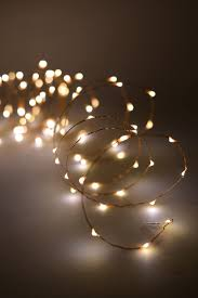 Fairy Lights Moon Led 20 Feet Fairy Lights Copper Wire With 120ct Warm White