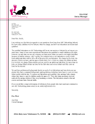 Samples Of Business Letter Example To Write A Perfect Letter