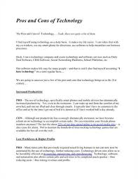pros and cons of technology essay technology pros and cons is tech good for society netivist