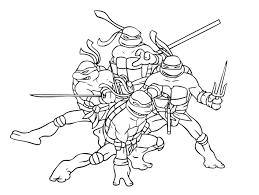 Nos Jeux De Coloriage Tortue Ninja Imprimer Gratuit Page 4 Of 12