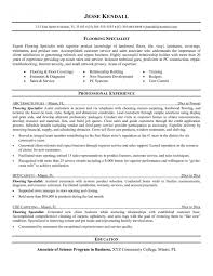 Flooring Resume Dish Network Installer Resume Examples Templates Flooring Cover 1