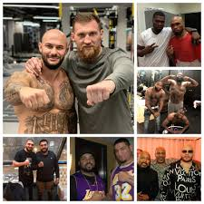 Instaboxing боксеры и музыканты 2 Fightnewsinfo