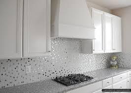 white kitchens backsplash ideas. Unique Backsplash A Subtle Yet Bold Backsplash On White Kitchens Ideas A