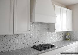 a subtle yet bold backsplash