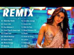 latest bollywood remix songs 2020