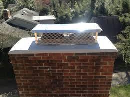chimney damper repair replacement