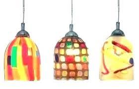 art glass pendants lighting pendant chandelier over island inside plan chandeliers pretentious idea lights near