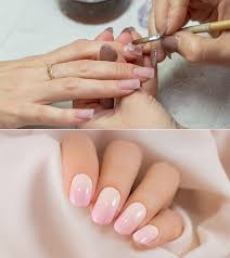 Fake Nail Type Chart Acrylic Vs Gel Vs Shellac Nails Whats The Difference