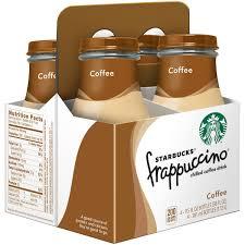 Starbucks Coffee Frappuccino Variety Pack Mocha Light