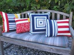 Covers For Outdoor Cushions Outdoor Pillow Cover Pool Patio