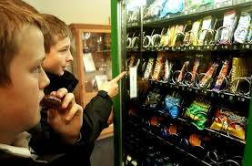 Uses Of Vending Machine New The Staggering Amount Of Vending Machines Which DON'T Accept The New