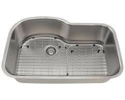 single bowl stainless steel undermount sink 346