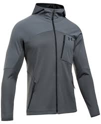 under armour jumper. under armour men\u0027s coldgear® reactor fleece zip hoodie jumper r