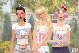 voodoolingsims | Sims 4, Sims, Sims 4 cc