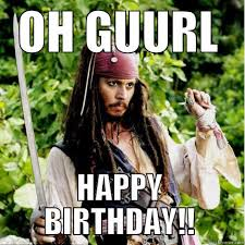 Happy Birthday Meme Female - happy birthday meme hey girl together ... via Relatably.com