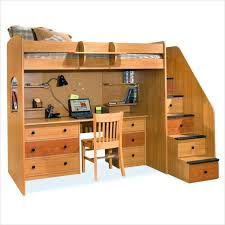um image for charleston storage loft bed with desk natural canwood whistler storage loft bed with