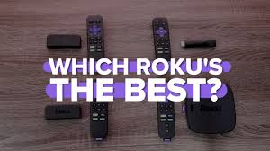 Roku Device Comparison Chart The Best Roku You Can Buy