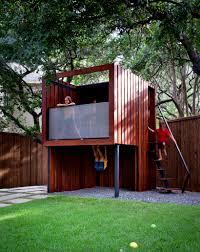 hello wonderful   fascinating modern playhouses