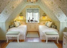 Decorating Ideas For Large Attic Bedrooms
