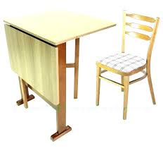 folding table small table small folding decor of dining drop leaf and chairs set table small