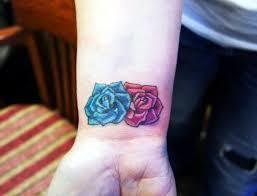 rose tattoo designs for wrist. Modren Rose Art  100 Ideas For Wrist Tattoo You Are Unique In The Trend In Rose Tattoo Designs For Wrist O