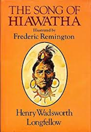 com the song of hiawatha graham greene litefoot movies tv song of hiawatha fredric remington illustrated edition