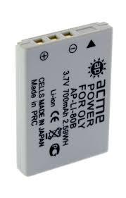 <b>аккумулятор</b> для компактных камер и видеокамер acmepower ap ...