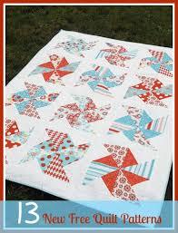 13 New Free Quilt Patterns + 8 Easy Quilt Patterns | Easy quilt ... & 13 New Free Quilt Patterns + 8 Easy Quilt Patterns Adamdwight.com