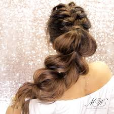 Hairstyle Yourself most romantic mohawk braid ever hair style tutorial 1082 by stevesalt.us