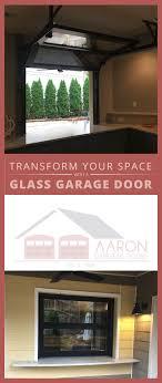 Pin by Aaron Overhead Doors Atlanta on Full View Glass Garage Doors ...