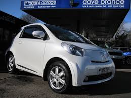 Used Toyota IQ Cars for Sale in Cardiff Bay, Cardiff | Motors.co.uk