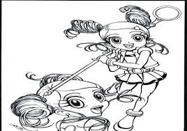 Lol Doll Coloring Pages Luxe Barbie House Pdf Free Teen Printable
